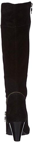 Classics Perla Noir Shoes Bottes chaude doublure Marc 2 femme hautes UwvaxUq