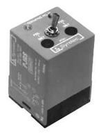 Power Relay, DPDT, 110 VAC, 10 A, JRXS Series, Socket ()