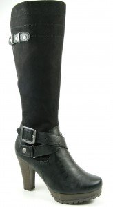 Tamaris Schuhe Damen Plateau Stiefel Varioschaft 1 25528 21 Amazon