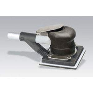 3//32 Dia Self-Generated Vacuum 4 W x 4-1//2 L DynabugModel T Orbital Sander Dynabrade 58070 Rear Exhaust Vinyl-Face Pad 20,000 RPM Orbit