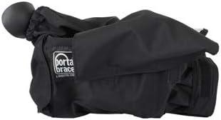 PortaBrace RS-PXW160 Rain Slicker, Sony PXW160, Black Rain Cover
