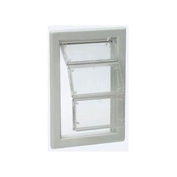 Amazon Ideal Ultraflex Pet Door Extra Large 10 14 X 15 34