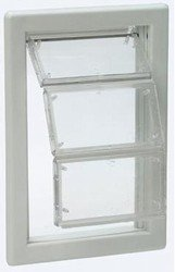 Ideal Ultraflex Pet Door - Extra Large (10 1/4 x 15 3/4'') by Ideal Pet Products