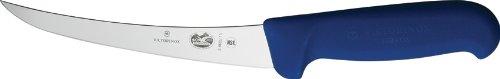 Forschner Knives 40450 Victorinox Boning Knife with Blue Fibrox (Forschner Boning)