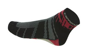 Cannondale All Mountain Socks (Black, Small), used for sale  Delivered anywhere in Canada