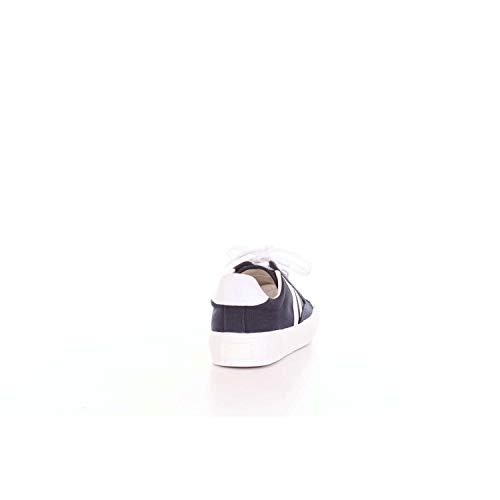 Celine Blanc 321452cps Femme Et Sneakers Bleu vvBqrP