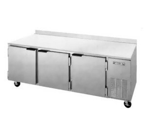 Beverage-Air WTR93A 93'' Work Top Refrigerator