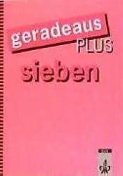 Geradeaus - Begleitmaterialien: geradeaus, Grundausgabe, neue Rechtschreibung, 7. Schuljahr plus