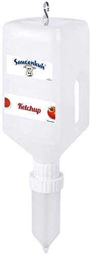 Saucenkuh® small 2.7l udder dispenser, milking dispenser
