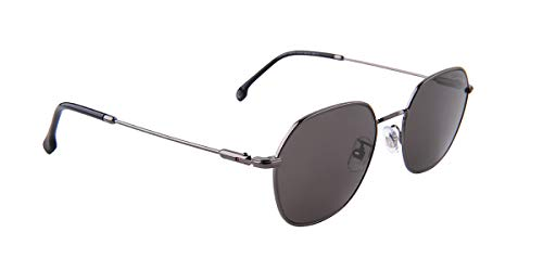 Carrera CA180/FS Gunmetal/Black Lens Sunglasses