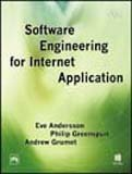 img - for Software Engineering for Internet Applications by Eve Astrid Andersson (2006-02-24) book / textbook / text book
