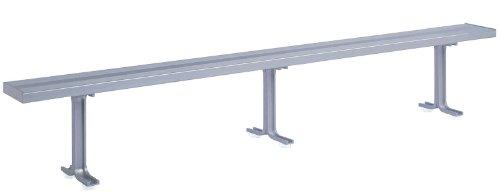 - Feet for Locker Bench, Rubber, PK4