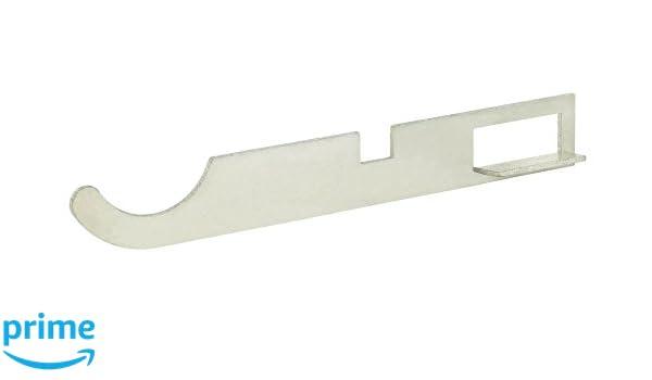 INDEX Fixing Systems RA-FEM - Pack de 250 soportes para radiadores de aluminio Ferroli, para empotrar (recubrimiento cincado, 145 mm): Amazon.es: Bricolaje ...