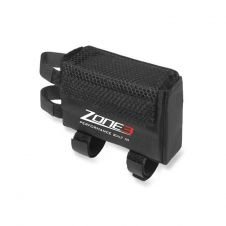 Fahrradrahmen Tasche - Zone3 - schwarz