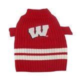 Cheap Pets First Wisconsin Sweater, Large