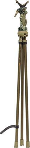 Primos 65818 Gen3 Crossbow Tall Tripod Shooting Rests Trigger Stick
