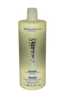Sebastian Laminates Masque Reconstructive Shine Treatment Unisex, 33.8 Ounce by Sebastian