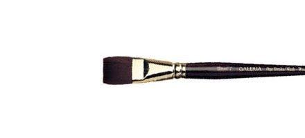 Winsor & Newton Galeria One Stroke Short Handle Brush, 3 4-Inch by Winsor & Newton