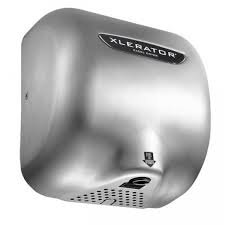 XLERATOR XL-SB STAINLESS STEEL 208/277V HAND DRYER WITH SPEE