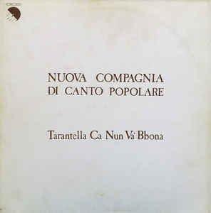 3C06418133 LP Tarantella Ca Nun Va Bbona VINYL