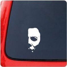 Michael Myers Creepy Half Face 6