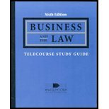 Business and the Law Telecourse Study Guide