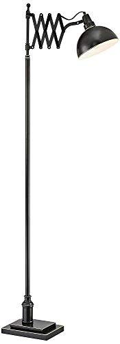- Lite Source Armstrong Dark Bronze Floor Lamp