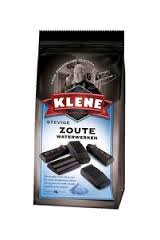 Klene Zoute Waterwerken (Salty Black Licorice) 6.3 Oz (Pack of 6)