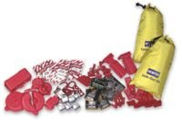 Lockout/Tagout Kit Includes: -6 CB01 -6 CB03 -6 CB04 -6 ES01 -1 LP110 -1 LP550 -2 VS02 -2 VS04 -2 BS01 -2 MS01 -2 666RD -6 3 by North Safety