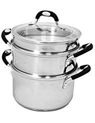 Tramontina Stainless Steel 4-Piece 3-Quart Multi-Cooker 4 Piece Multi Cooker