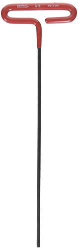 EKLIND 51212 3/16 Inch Cushion Grip Hex T-Handle T-Key allen - Hex Grip Key Cushion