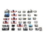 37 in 1 Arduino Compatible Sensor Shields Mega Module Kit (with Protective Carrying Box)