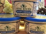 Spread Cheese - Pine River Sharp Cheddar Cheese Spread 8 oz.