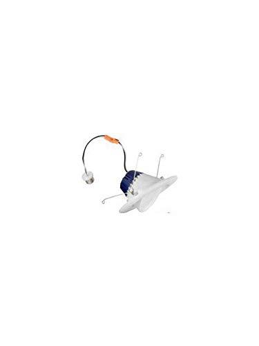 Ledvance Sylvania 73467 120 Volt 13 W 0.08/0.1 Amp 3000 K 900 Lm Medium Base Led Recessed Downlight Kit (8 Kits)