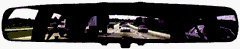 - 20/20 Vision Panoramic Rear View Mirror - 17 inches