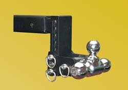 B&W Trailer Hitches TS10043B Tow and Stow Hitch