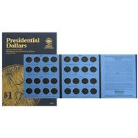 2007-2011 Presidential Dollar Folder # 1