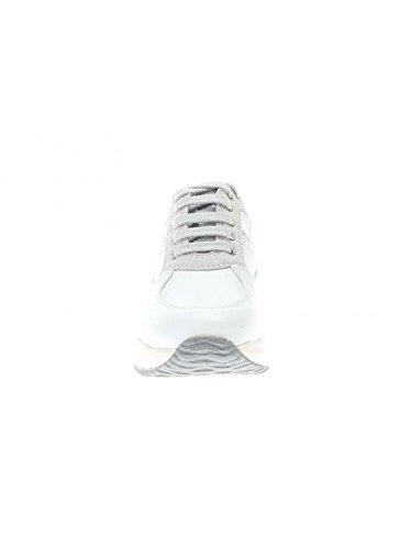 Hogan Mädchen Sneaker Weiß / Silber