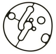 Bowl Gasket Float (Briggs & Stratton 698781 Float Bowl Gasket Replacement Part)