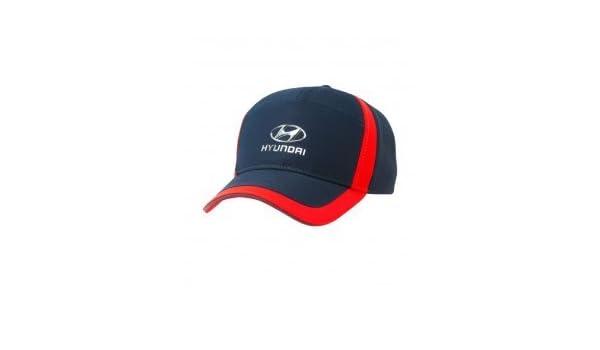 Hyundai Motor Sport Team Cap Nuevo Villeroy sordo WRC Rally ...