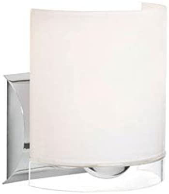 GE Wireless LED Wall Sconce, Motion Sensing and Manual On
