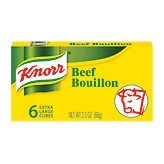 (Knorr Beef Bouillon Cubes 2.3)