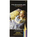 Prismacolor 2428 Verithin Colored Pencils, 5 Sets of 36 Assorted Colors (180 Pencils Total) by Prismacolor