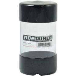 Bulk Buy: Viewtainer (6-Pack) Storage Container 2.75in. x 5in. Black CC27505-4 by Viewtainer