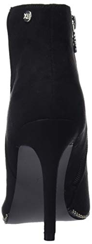Xti 30952 Botines black Para Mujer Negro BBrwq4