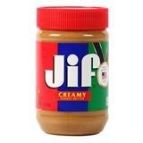 Jiff Creamy Peanut Butter 454g.