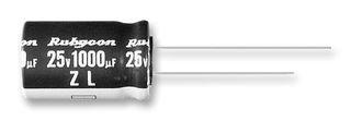 35/V 1500uF Casquette roue 35zl1500mefc12.5/x 35/by rubycon alu Elec