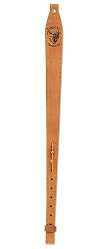 Leather Rifle Sling (Natural) (Galco Rifle Sling)