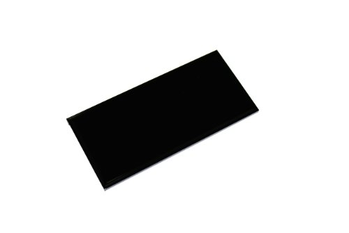 Shade 9 IR//PC 5-1//4 Length x 4-1//2 Width Sellstrom 16709 Polycarbonate Passive Welding Filter Plate