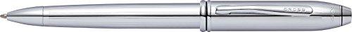 Cross Townsend Lustrous Chrome Ballpoint Pen (532TW) ()